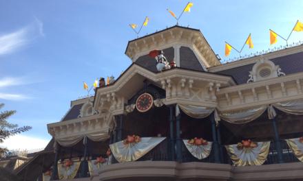 Le Festival Halloween 2012 à Disneyland Paris (1/3): le début du renouveau ? Notre avis.