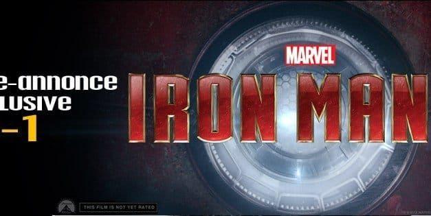 Iron Man 3 : J-1 avant la première bande annonce. En attendant un teaser, un poster, et le synopsis.
