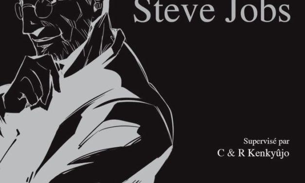 La Vie de Steve Jobs. Un manga aux Editions Tonkam