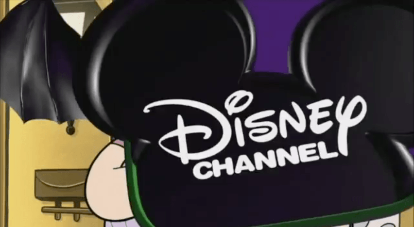 Summerween - Gravity Falls - Logo Disney Channel