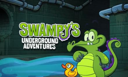 Swampy's Underground Adventures Ep 1 – Meet Swampy. Le premier épisode de la web-série mettant en scène le héros du jeu Where is my water / Jetez vous à l'eau est disponible.