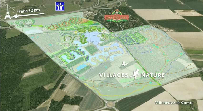 Villages Nature - Première vidéo - Présentation - 2