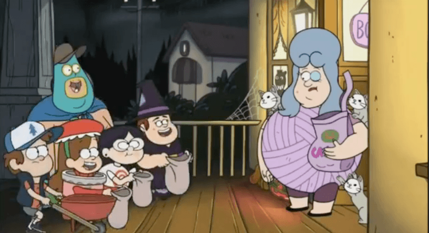 Summerween - Gravity Falls - Trick or Treat ?