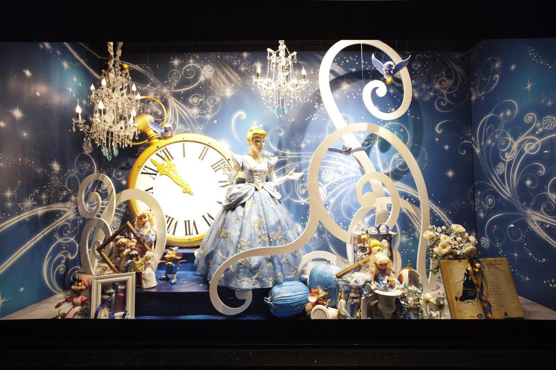 Disney Imagine Un Noel Encore Plus Magique Aux Galeries Lafayette