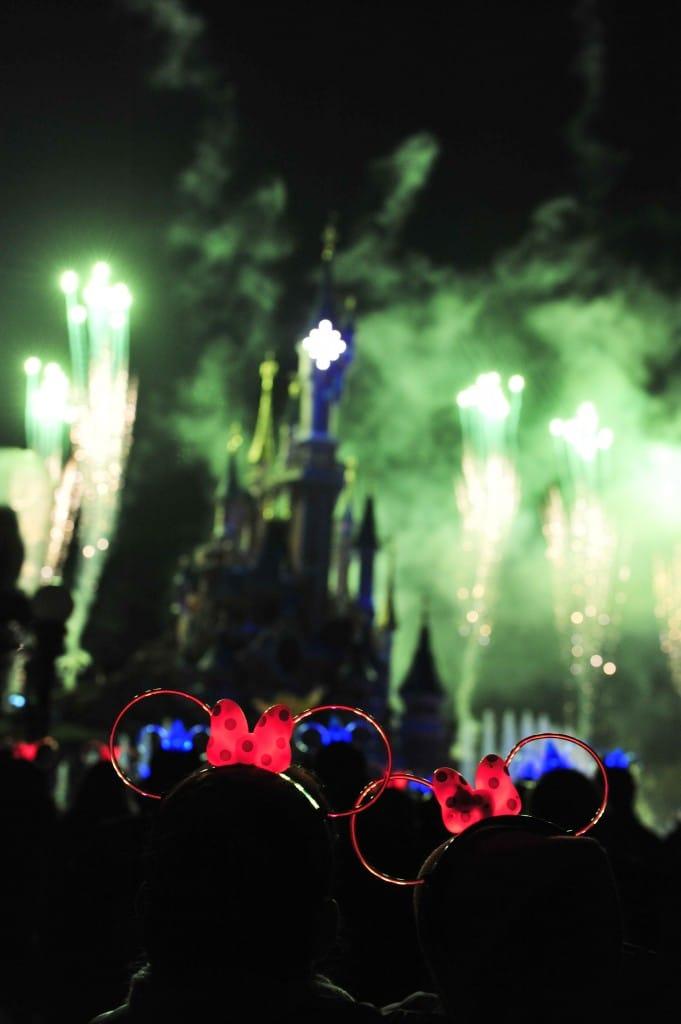 Disney Dreams - Visuel officiel Disneyland Paris