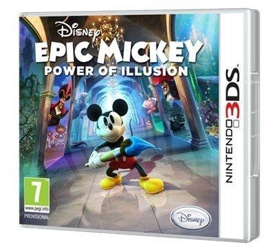 Jeu-Concours à l'occasion de la sortie du jeu Disney Epic Mickey : Le retour des héros le 21 novembre. A gagner des jeux et des goodies.