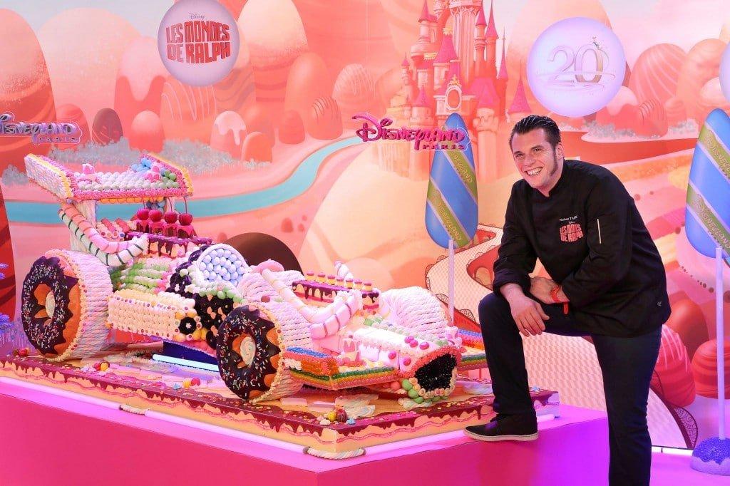 Disneyland Paris - Officiel - AVP Les Mondes de Ralph