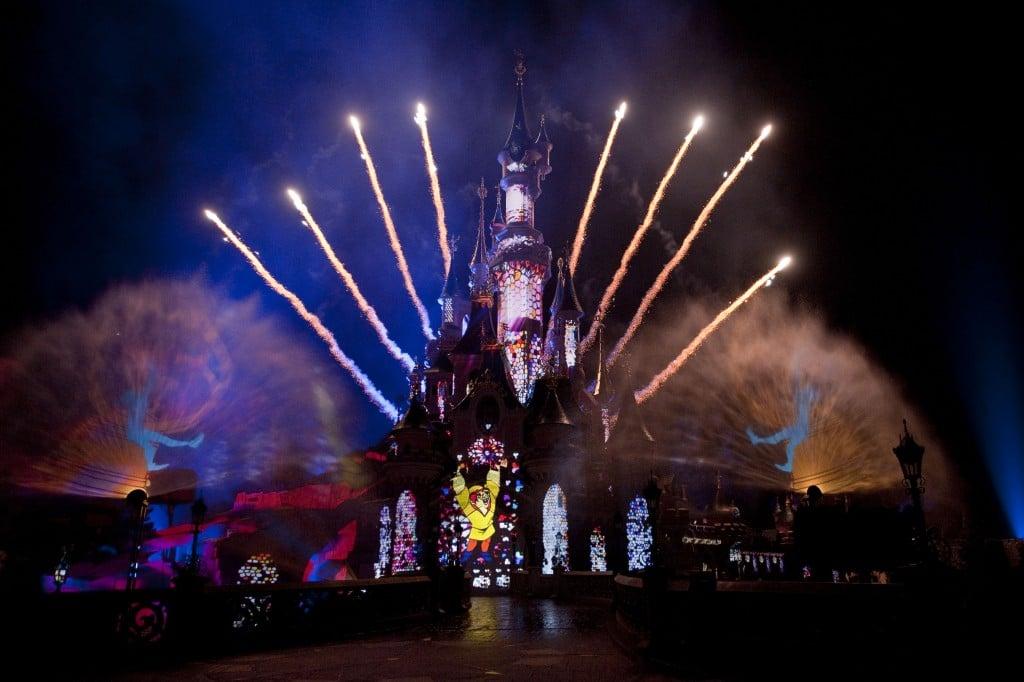 Disney Dreams - Visuel officiel Disneyland Paris 5