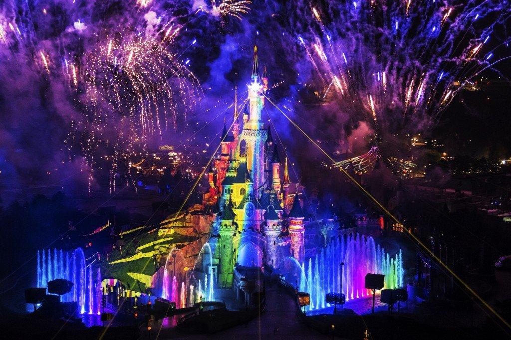 Disney Dreams - Visuel officiel Disneyland Paris 6