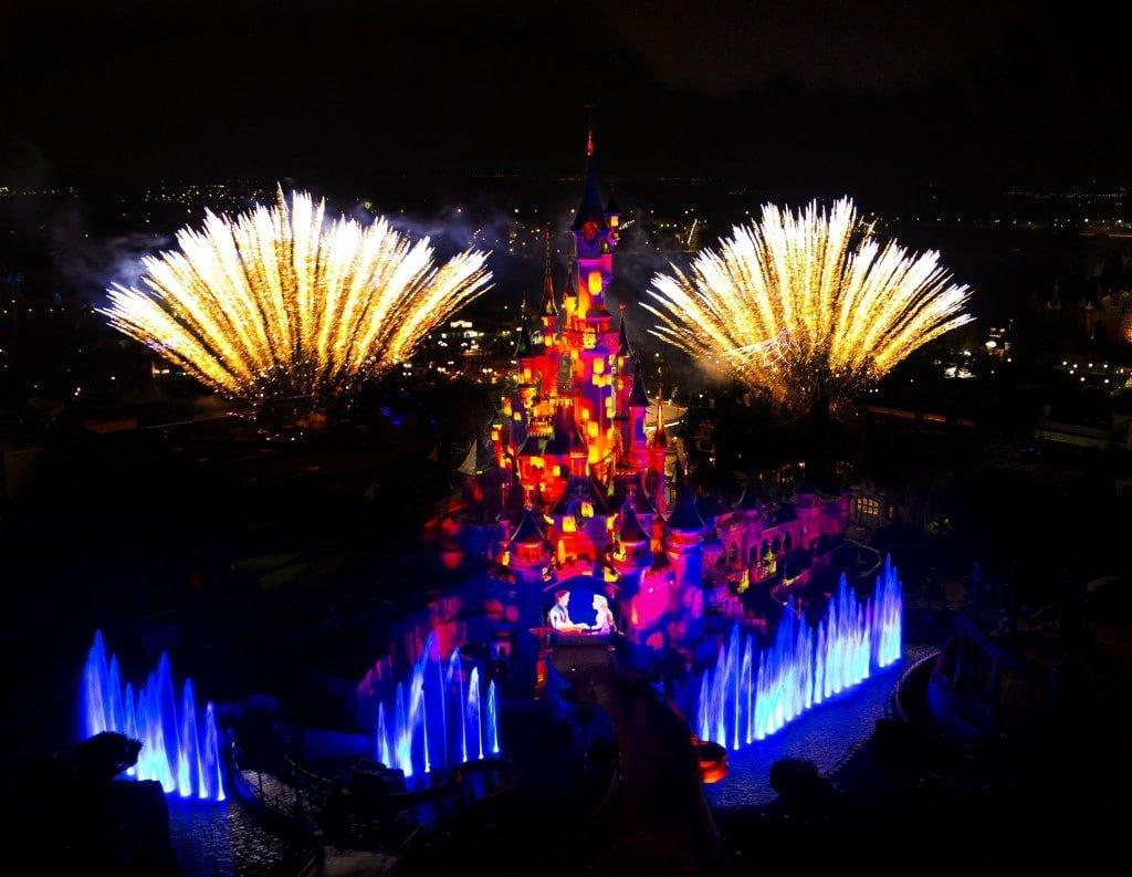 Disney Dreams - Visuel officiel Disneyland Paris 7