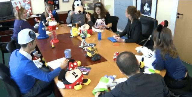Amélie Bourgeois-Dagues – Disneyland Paris - L'équipe Marketing