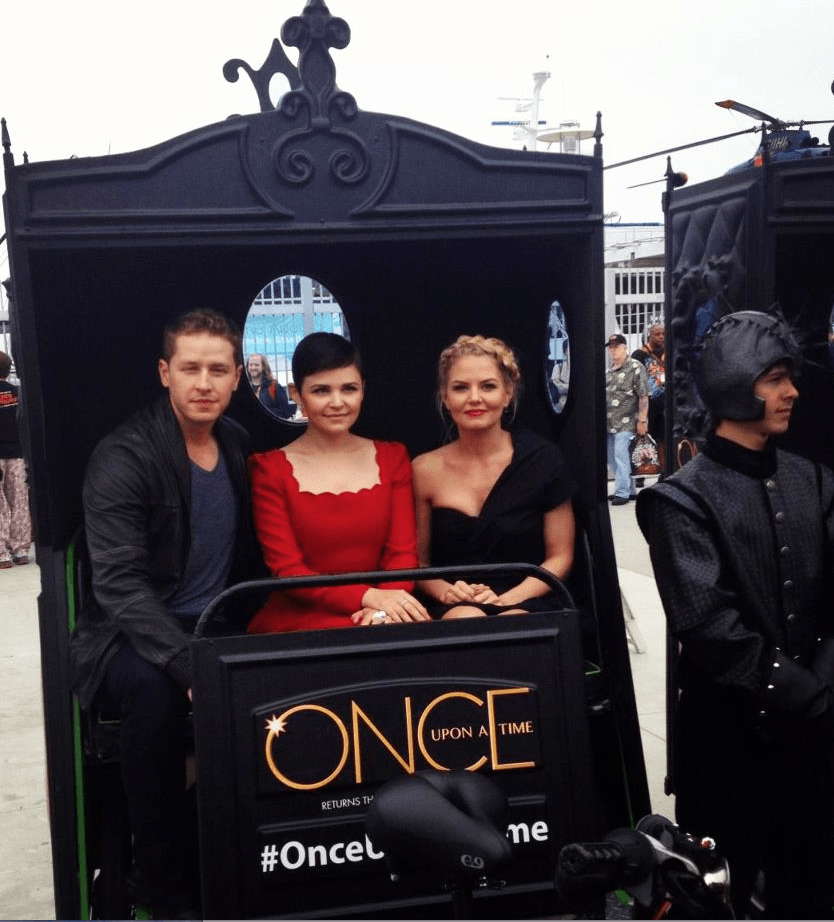 Once Upon a Time au Comic Con