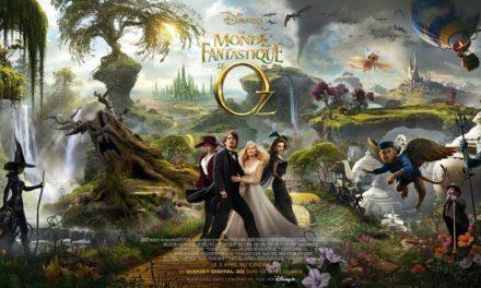 Le Monde Fantastique d'Oz : une nouvelle bande-annonce et de nouvelles images