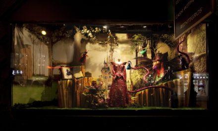 Disney imagine un Noël encore plus magique aux Galeries Lafayette. Une expérience complète et féérique proposée autour des princesses.