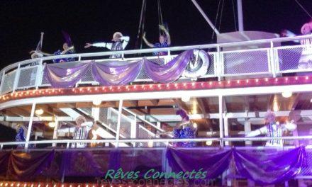 Quelques extraits de la soirée Halloween Disney 2012 (Halloween Party 2012) à Disneyland Paris