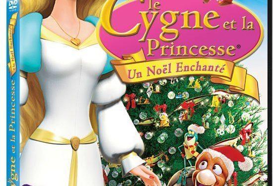 Le Cygne et la Princesse : Un Noël Enchanté, par le réalisateur Richard Rich (Rox et Rouky), en DVD chez Sony Pictures Home Entertainment, à gagner sur ce blog.