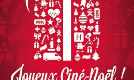 """Le jour de Noël, ce sera la troisième édition de l'opération """"Joyeux Ciné-Noël"""" avec Les Toiles Enchantées"""
