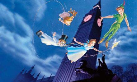 A l'occasion de sa sortie le 12 décembre, gagnez sur ce blog un DVD du grand classique Disney Peter Pan