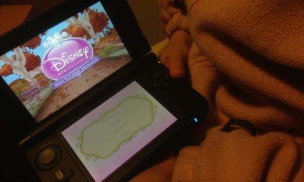 Mon Royaume Enchanté, un charmant jeu Nintendo 3DS proposé par Disney pour les petites filles fans des princesses.