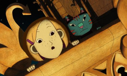 Une Vie de Chat, un film d'animation signé Folimage, sorti en 2010. Pour ceux qui aiment les polars et … les chats !