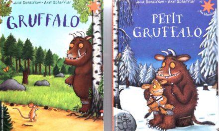 Le Petit Gruffalo en DVD le 27 Février 2013. Jeu-Concours.