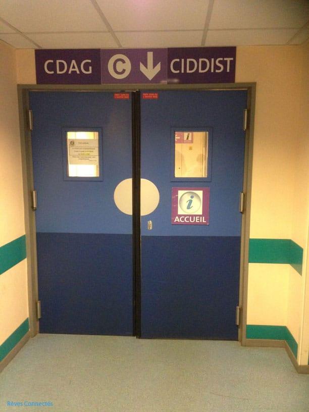 CDAG - Institut Fournier - 4400