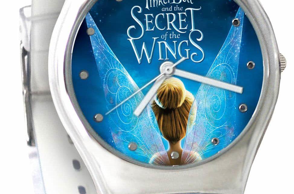 Concours Clochette et le secret des fées (en blu ray et DVD dès le 13 février). Gagnez des DVD et des goodies du film.