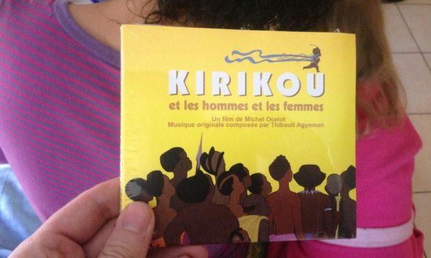 Bande originale de «Kirikou et les Hommes et les Femmes» chez Milan Music. Notre avis et un concours !