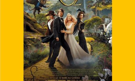 Avant-première au Pathé Wepler du dernier Disney «Le Monde Fantastique d'Oz» de Sam Raimi le 04 Mars 2013 à 20H30