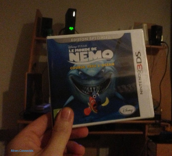 Le Monde de Nemo - Course-vers-lOcean - Nintendo 3DS - 4187