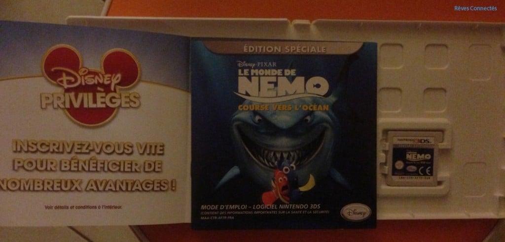 Le Monde de Nemo - Course-vers-lOcean - Nintendo 3DS - 4190