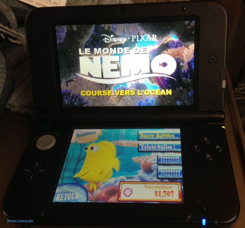 Le Monde de Nemo - Course-vers-lOcean - Nintendo 3DS - 4199