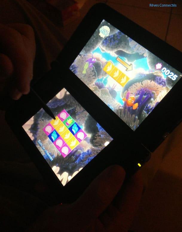 Le Monde de Nemo - Course-vers-lOcean - Nintendo 3DS - 4348