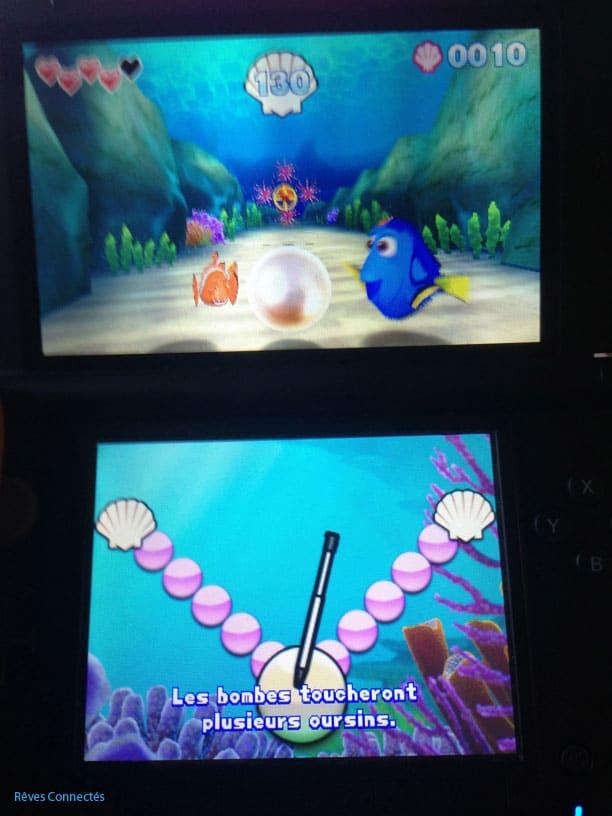 Le Monde de Nemo - Course-vers-lOcean - Nintendo 3DS - 4356