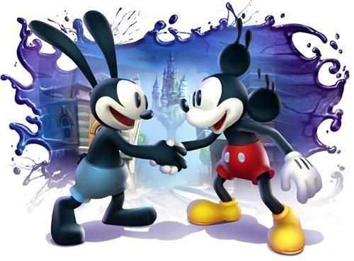 Epic Mickey 2 - Oswald et Mickey