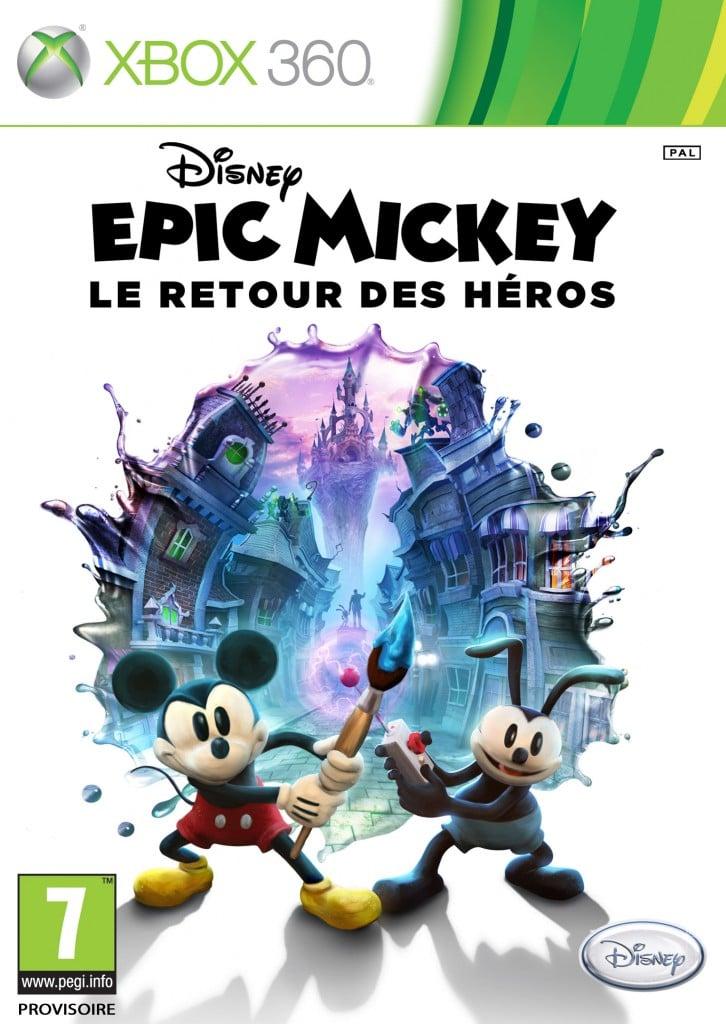 Epic Mickey 2 - vkpegx3mveenoway