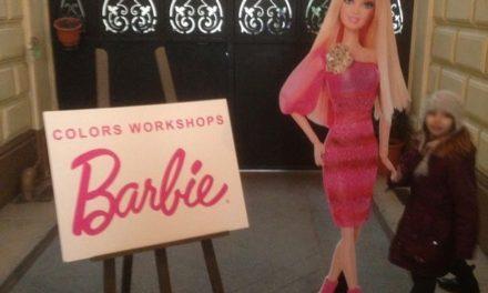 Nous avons participé au « Colors Workshop Barbie » à l'Atelier Chardon Savard. Notre récit.