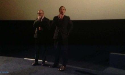 Le retour de Monsieur Avant-Première avec la présentation du film Effets Secondaires (Side Effects) en présence de Steven Soderbergh et Jude Law