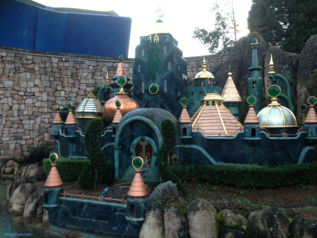 Oz - Disneyland Paris - Le Pays des Contes de Fees
