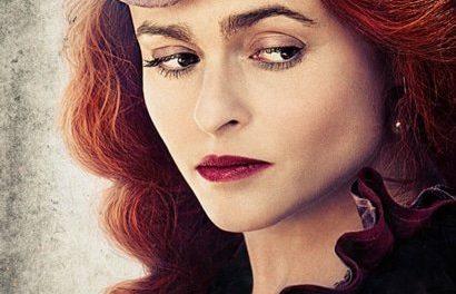 Disney dévoile les affiches personnages de LONE RANGER avec Armie Hammer, Johnny Depp et … Helena Bonham Carter.