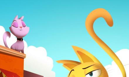 Après Swampy l'alligator de Jetez-vous à l'eau, tomberez vous sous le charme de Mittens le chat, dernier né Disney Mobile sur iOS ?