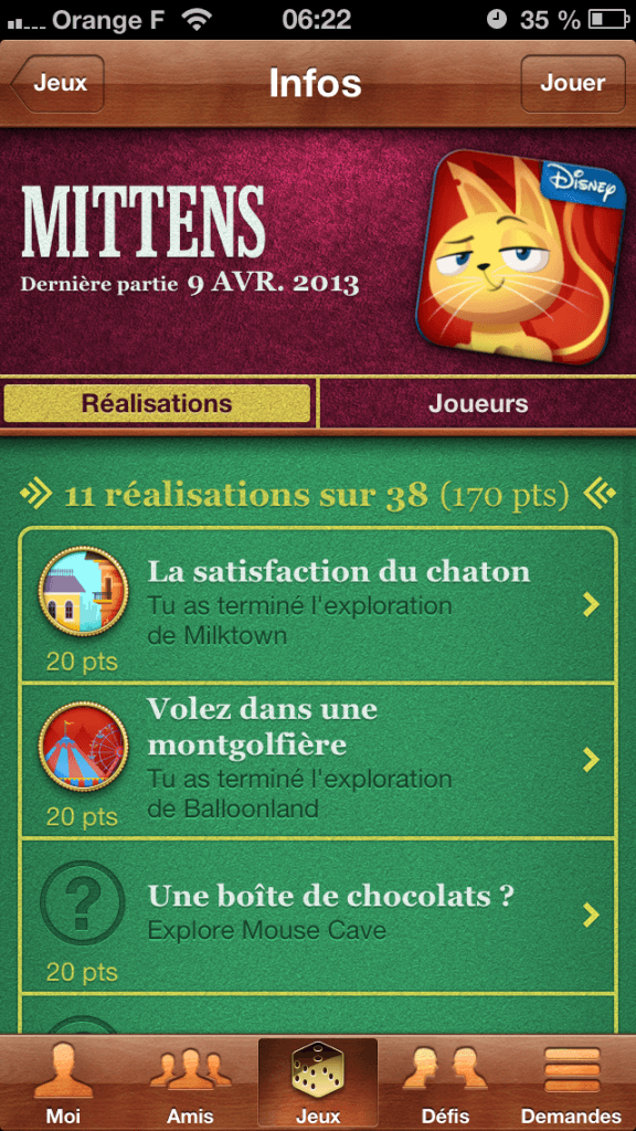 iOS Game Center - 6647