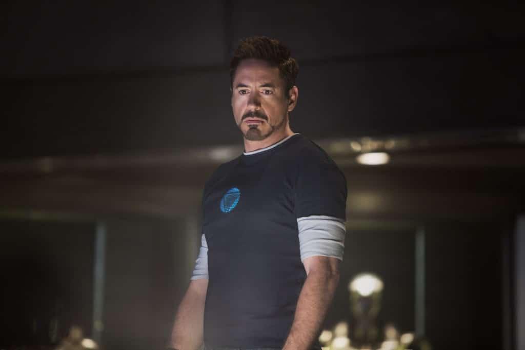 Iron Man 3 - Tony Stark