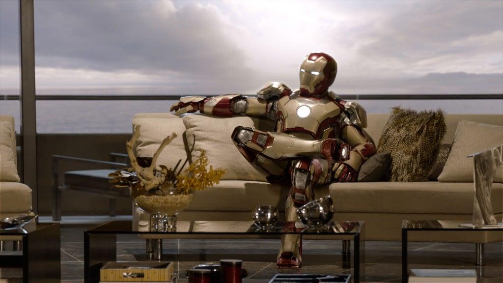 Iron Man 3 - Tranquille