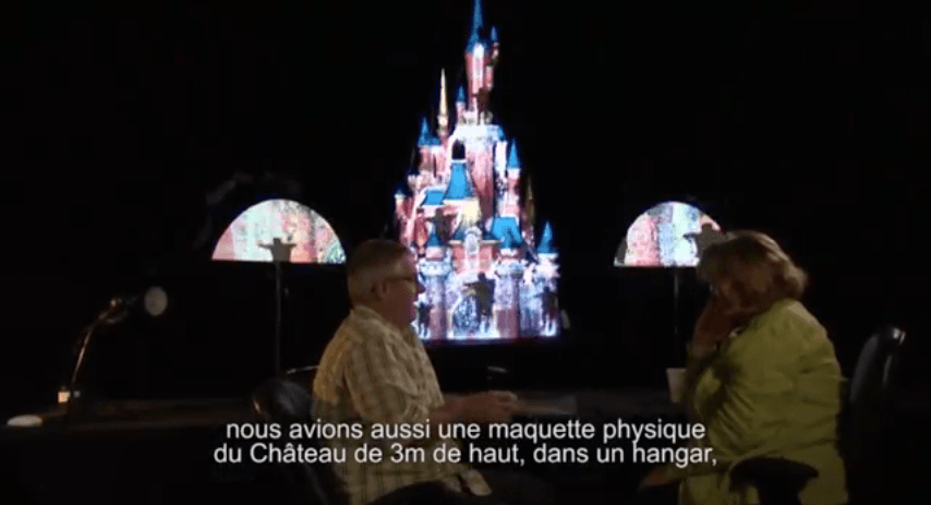 Making Of Disney Dreams