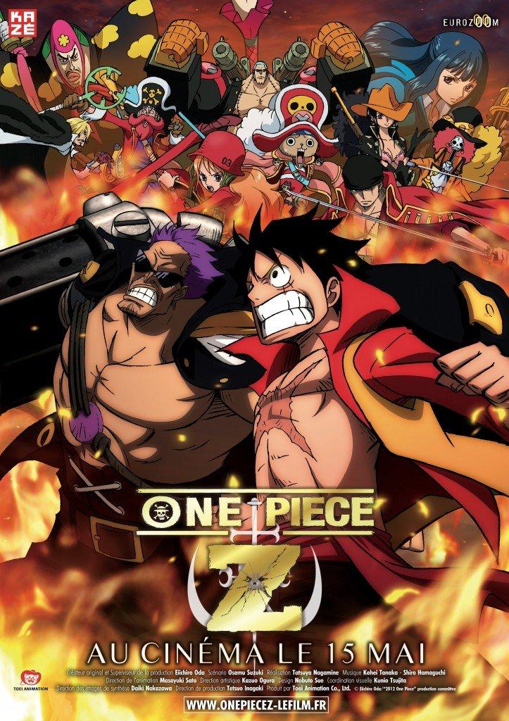 One Piece Z - affiche