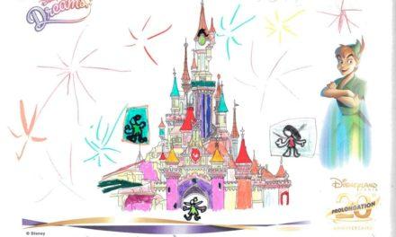 Disney vous propose d'imaginer une scène de Disney Dreams. Découvrez les créations d'Aliénor et de Léopoldine.