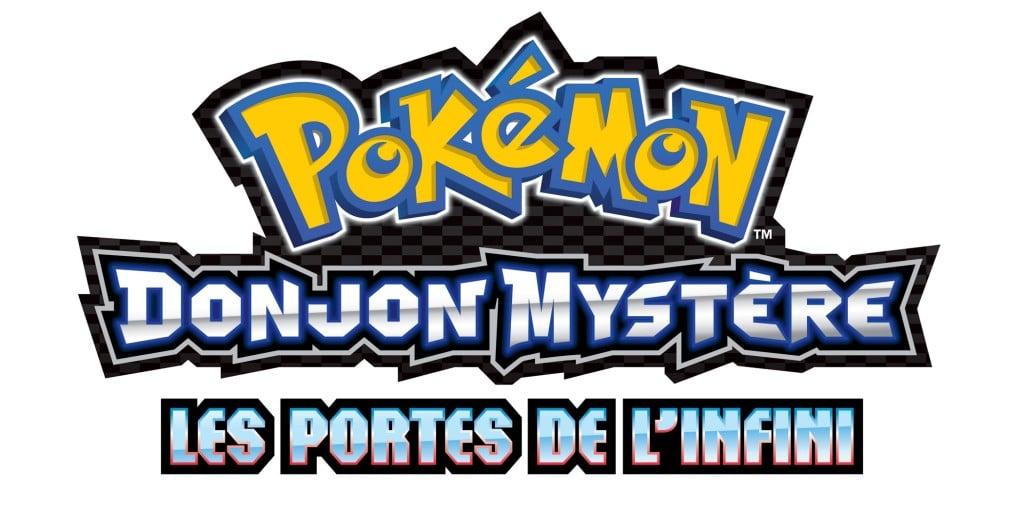 Pokemon Donjon Mystère - Logo