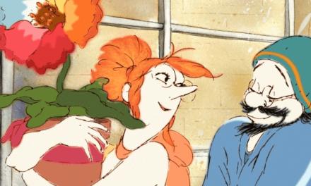 Le Studio Folimage présente son nouveau long métrage d'animation, TANTE HILDA !