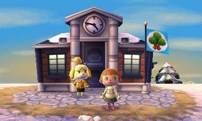 Notre première semaine avec ANIMAL CROSSING: NEW LEAF sur Nintendo 3DS. Vers une nouvelle addiction ? :-)